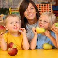 Healthy Eating Teaching Kids How To Eat